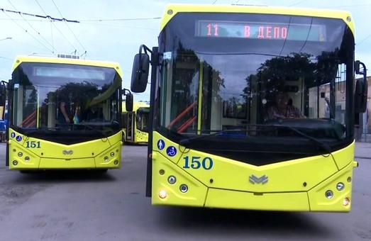За средства кредита ЕБРР Житомир купит белорусские троллейбусы БКМ