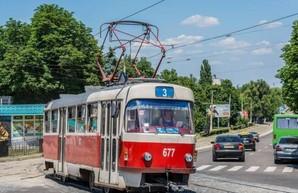 Каменское хочет приобрести новые трамваи
