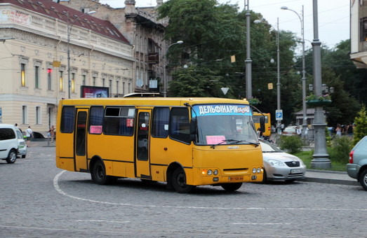 Завтра в Одессе не будут ходить автобусы по улице Жуковского
