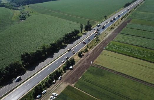 Европейские банки дадут кредит в 900 млн. евро на реконструкцию автотрассы М-05 Киев – Одесса