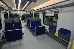 Польская компания «Newag» показала гибридный поезд «Impuls 2»