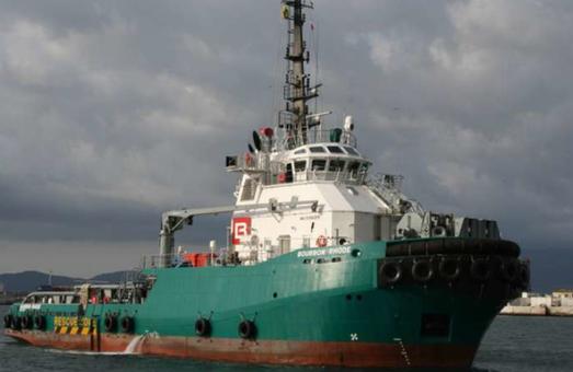 Стали известны имена украинских моряков, которые находились на борту буксира «Bourbon Rhode», потерпевшего кораблекрушение