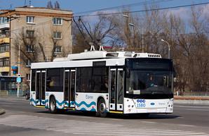 «Южмаш» проводит сборку новых троллейбусов для Днепра