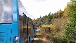 В Ужгород прибыли первые автобусы «Электрон»