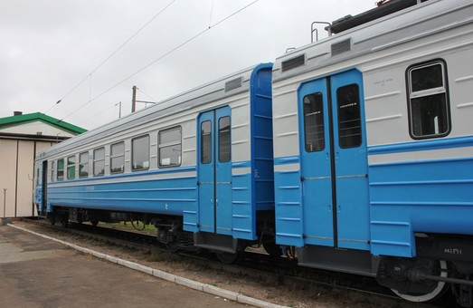 Львовская железная дорога начала эксплуатацию капитально-восстановленной электрички