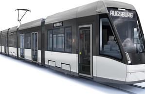 Компания «Stadler» поставит 11 трамваев «Tramlink» в Аусбург