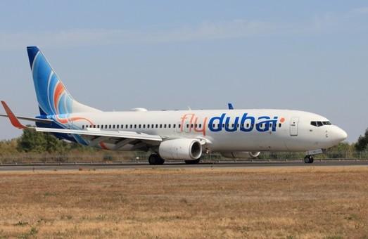 Авиакомпания «flydubai» будет чаще летать в Одессу