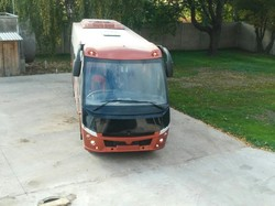 В Украине создали еще один междугородный микроавтобус