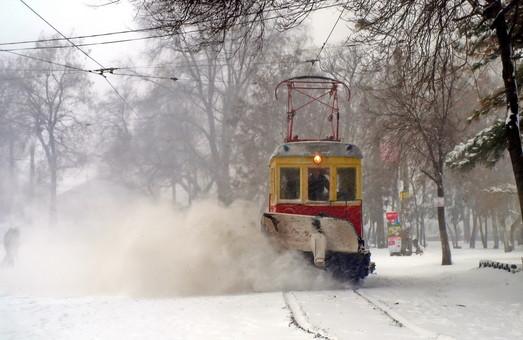 Одесские коммунальщики готовы к расчистке городских дорог от снега