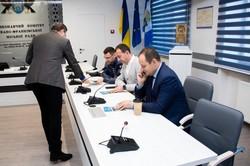 Мэру Ивано-Франковска презентовали китайские электробусы