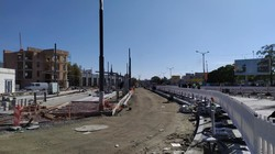 Во Львове до нового года обещают вернуть трамвай до главного вокзала