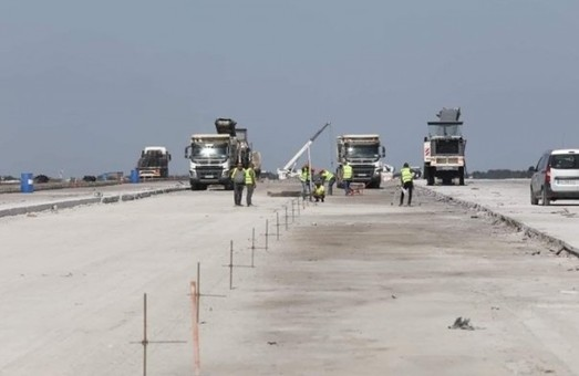 Аэропорт Запорожья возобновит работу 22 октября