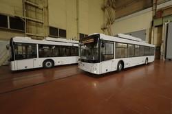 Дюжина новых троллейбусов, собранных на «Южмаше», будет работать в Днепре уже до конца 2019 года