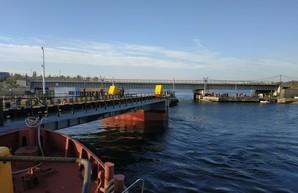 Дорогу Одесса - Черноморск откроют во вторник 15 октября
