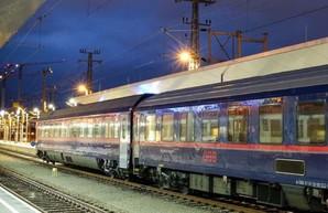 Между Амстердамом и Веной планируют запустить ночной поезд