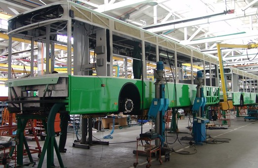 Концерн «Богдан Моторс» поставил Харькову уже два десятка новых троллейбусов