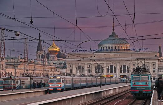 На железнодорожном вокзале Одессы появился зал ожидания для военнослужащих
