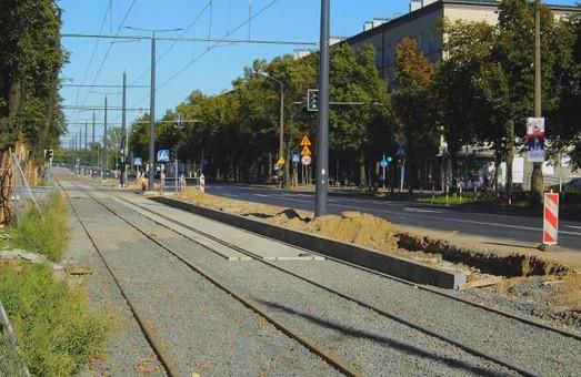 В польской Ченстохове завершили реконструкцию трамвайной линии