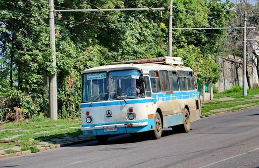 В Одессе временно меняют некоторые автобусные маршруты из-за ремонта спуска Маринеско