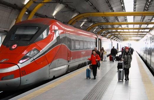 В первом полугодии текущего года прибыли государственных железных дорог Италии выросла на 4,3%