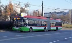 Компания «Ursus Bus» не смогла поставить 10 троллейбусов для Люблина
