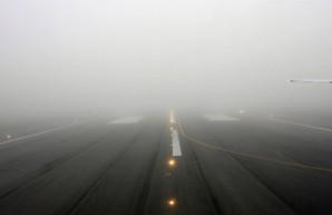 На выходных аэропорт Одессы не смог принять пять авиарейсов