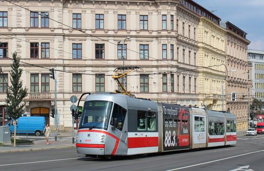 В Брно начали строить подземную трамвайную линию