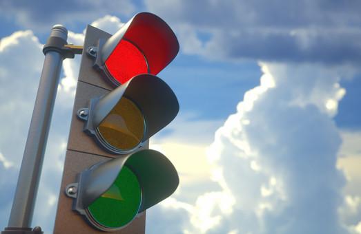 На оживленных перекрестках Одессы временно не работают светофоры