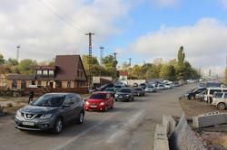 Движение на автотрассе М-27 Одесса – Черноморск восстановлено