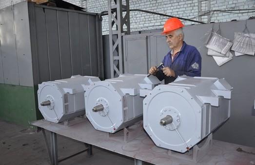 Завод «Электротяжмаш» в Харькове изготовил электродвигатели для троллейбусов «Барвинок»