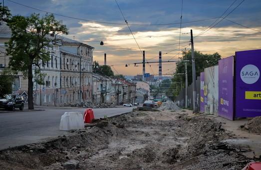 Движение на спуске Маринеско закроют 20 октября