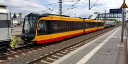Потенциальный кандидат в мэры Киева предлагает построить линию трамтрейна, чтоб соединить Троещину с Центральным вокзалом