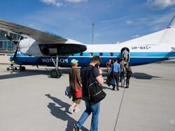 Легендарный украинский самолет Ан-24 празднует 60-летний юбилей