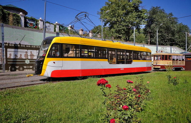 Одесские трамваи и троллейбусы вернули лидерство в городских перевозках