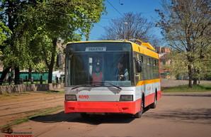 Электробус с динамической подзарядкой, построенный в Одессе, начнет возить пассажиров уже завтра