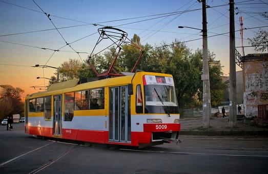 Одесские трамваи признали самыми экономичными в Украине