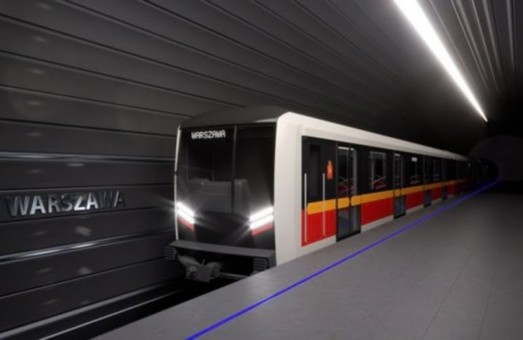 Чешская компания «Skoda Transportation» будет поставлять новые поезда метро в Варшаву
