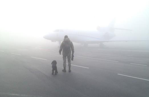 Пассажиры аэропорта Одессы страдают из-за туманов