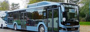 В столице Бельгии показали лучшие автобусные новинки со всей Европы (ФОТО)
