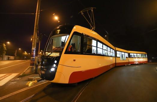 Новый одесский трамвай «Odissey max» обещают выпустить на маршрут № 26