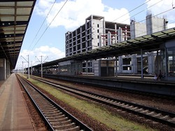 «Укрзализныця» не хочет достраивать Дарницкий вокзал в Киеве