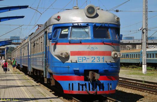 Запорожской дирекции Приднепровской железной дороги компенсировали 35% расходов на перевозку пассажиров-льготников