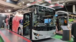 Турецкая компания «Anadolu Isuzu» показала три новых автобуса на выставке «Busworld Europe 2019»