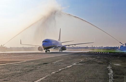 Вчера «Ryanair» начал летать из Берлина в Одессу, а сегодня – первый рейс в Будапешт