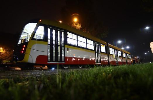 Второй трамвай «Odissey Max» начнет работу весной 2020 года