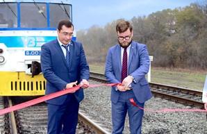 «Укрзализныця» завершила реконструкцию железной дороги между Волновахой и Камыш-Зарей