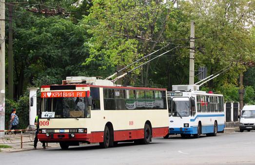 Криворожский электротранспорт получит из бюджета 80 миллионов гривен компенсации за бесплатную перевозку льготников