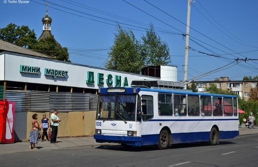 В Славянске снова пересматривают стоимость проезда в троллейбусах