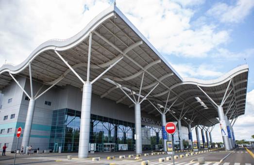 Новый терминал аэропорта Одессы начнет обслуживать вылет международных авиарейсов уже 1 ноября