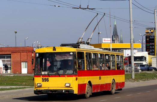 Во Львове просят сохранить и восстановить старейший действующий троллейбус